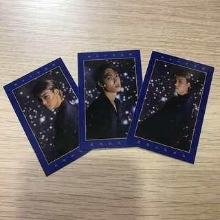 WTS EXO season's greetings kai photocards