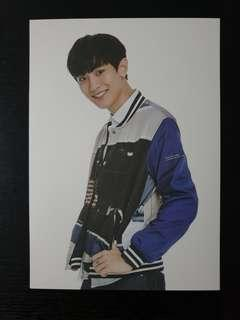 Chanyeol EXO Love Concert in Dome Postcard
