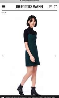BNIP The Editors Market Elnina Fitted Dress