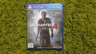 PS4 Uncharted 4 - A Thief's End