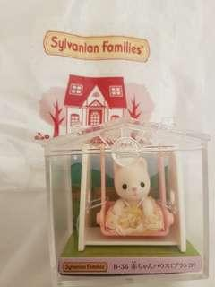 森林家族 Sylvanian Families 小貓