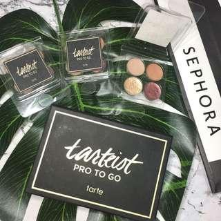 [TRIAL PACK] Tarte Tartiest Pro To Go Eyeshadow Palette