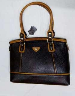 100% pure leather bags