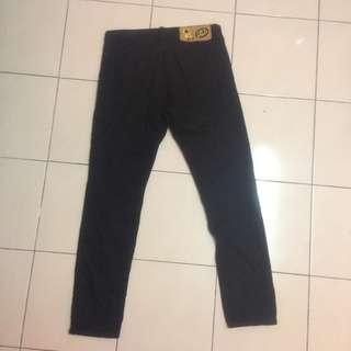 Tim's Money Black Skinny Jeans W33
