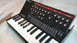 Roland Boutique JX-03 Synthetizer