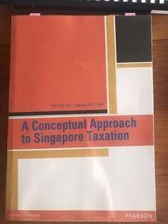 AC2301 Tax Textbook + Cheatsheet