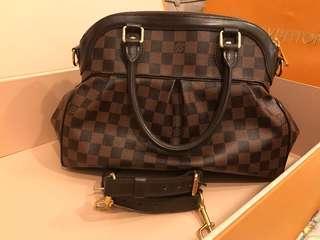 [FINAL 1100$]Louis Vuitton Trevi PM Damier