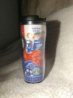 JAPAN 2010 Ceramic Pattern Edition Starbucks Tumblr
