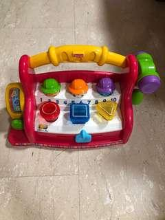 Fisher Price Hammer game