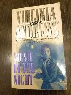 Music in the night by Virginia Andrews