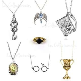 ❗Sale - Harry Potter 7 pcs Lord Voldemort Horcrux Slytherin Accessories Necklace Voldemort Horcruxes