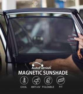 All new car magnetic sunshade