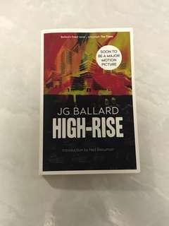 High-Rise JG Ballard