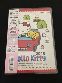 🚚 Kitty 三麗鷗2019年 年曆