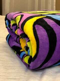 Selimut/Blanket Colourful Super Queen Size 🦋