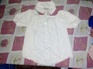 Offshoulder blouses