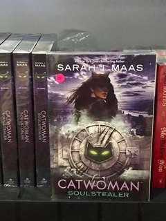Catwoman by Sarah J. Maas