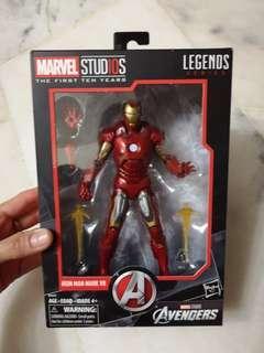 Iron man figure 6inches