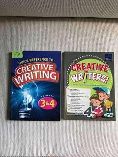 English Composition~Creative Writing(Primary 3 & 4)