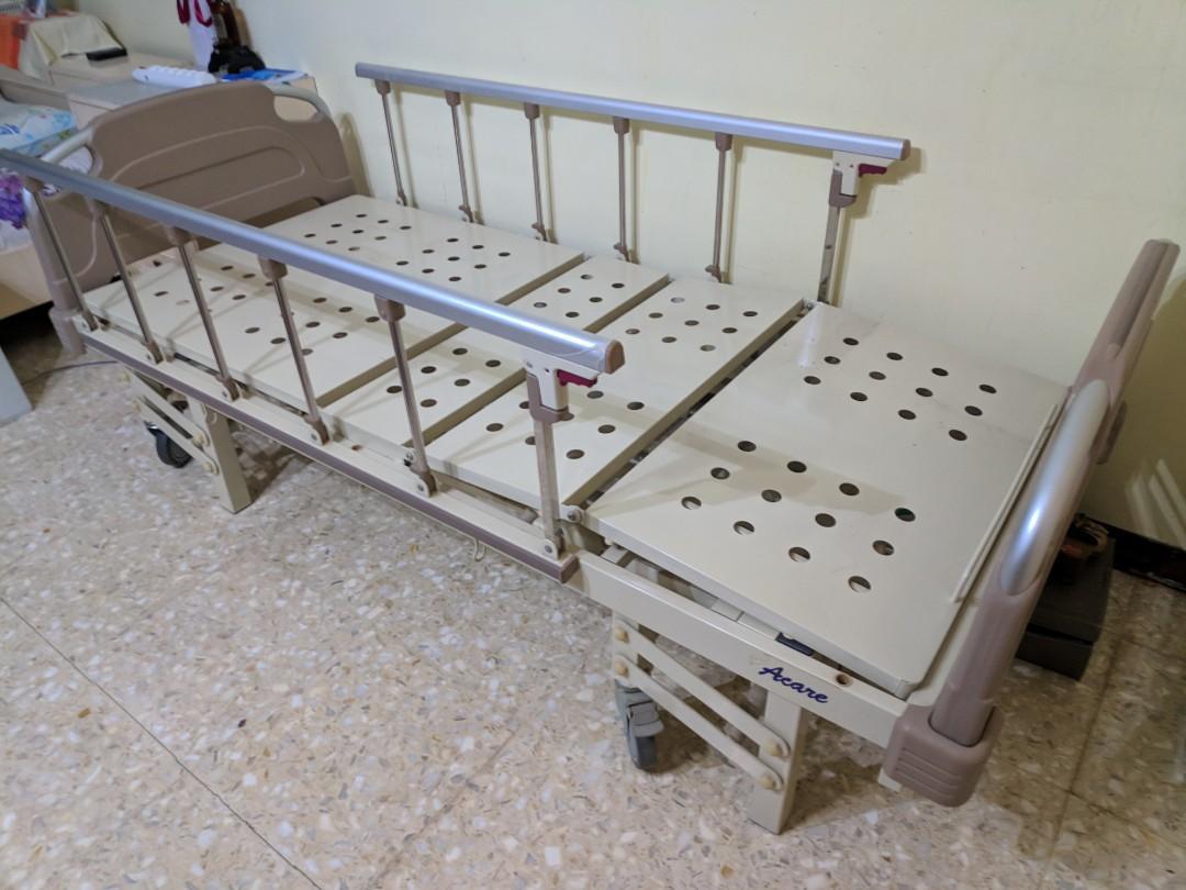 Acare bed/ranjang pasien 2nd kondisi 95%