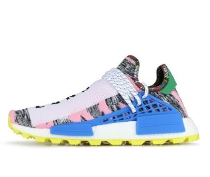 0f9ff47d9 Adidas Pharrell NMD HU Solar Pack