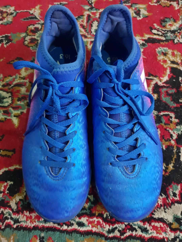 c88005fc583 Adidas X Techfit Junior Soccer Boots