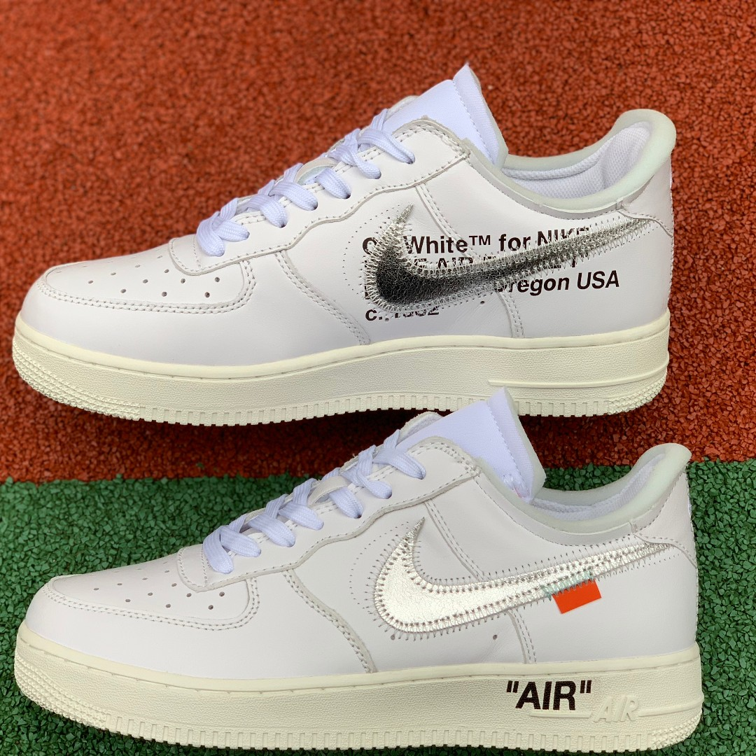 new styles 5cb4d 9255f Air Force 1 off white compleX con, Men s Fashion, Footwear, Sneakers ...