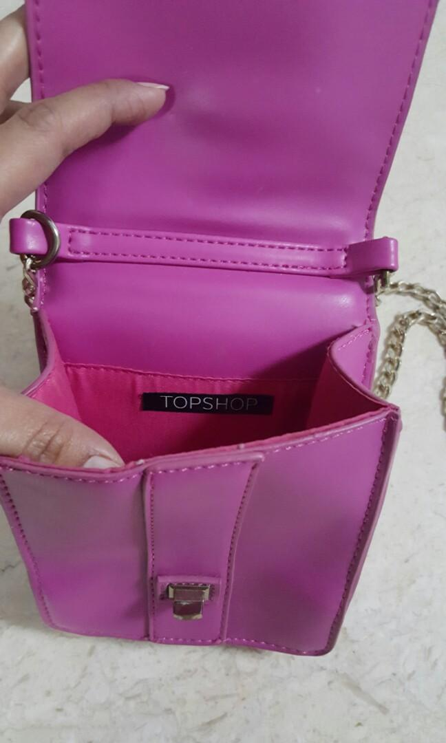 Authentic TopShop Sling Bag