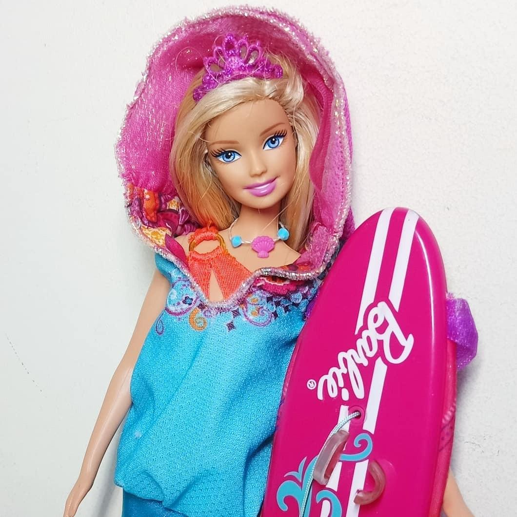 Barbie mermaid tale, Toys & Collectibles, Toys on Carousell
