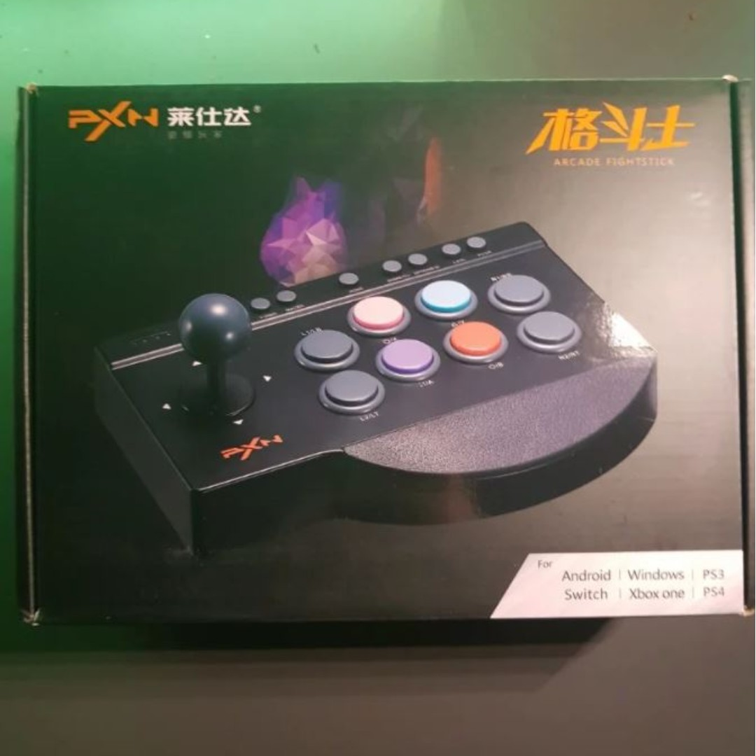 Arcade JoyStick Game Controller for PlayStation, X Box, PC