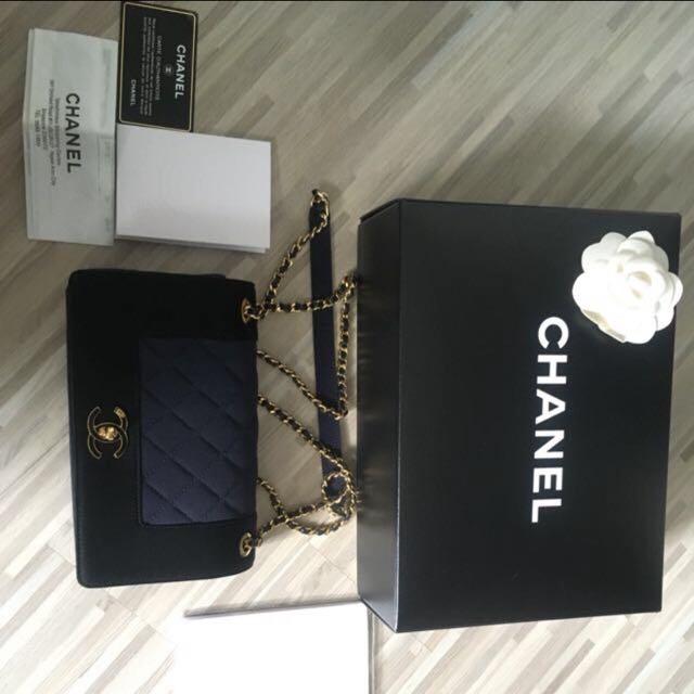 097f653badcd Chanel seasonal limited edition bag