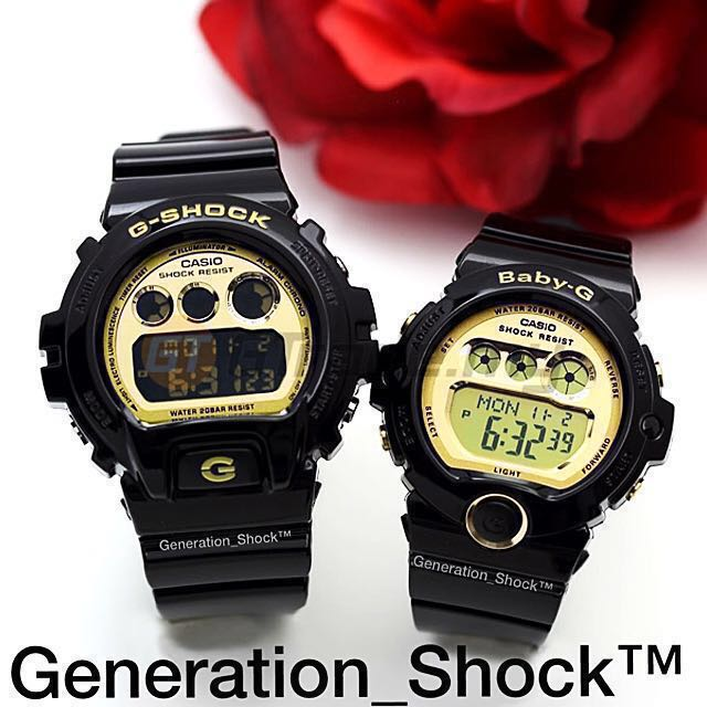 0856afeb8c2f COUPLE💝SET GSHOCK BABYG DIVER SPORTS WATCH   1-YEAR OFFICIAL ...