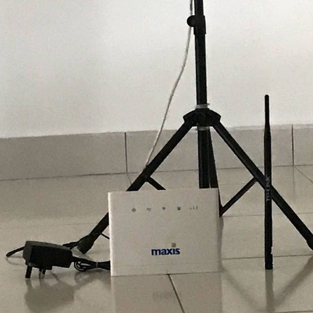 Customized 4G Booster Antenna and Modem MiFi