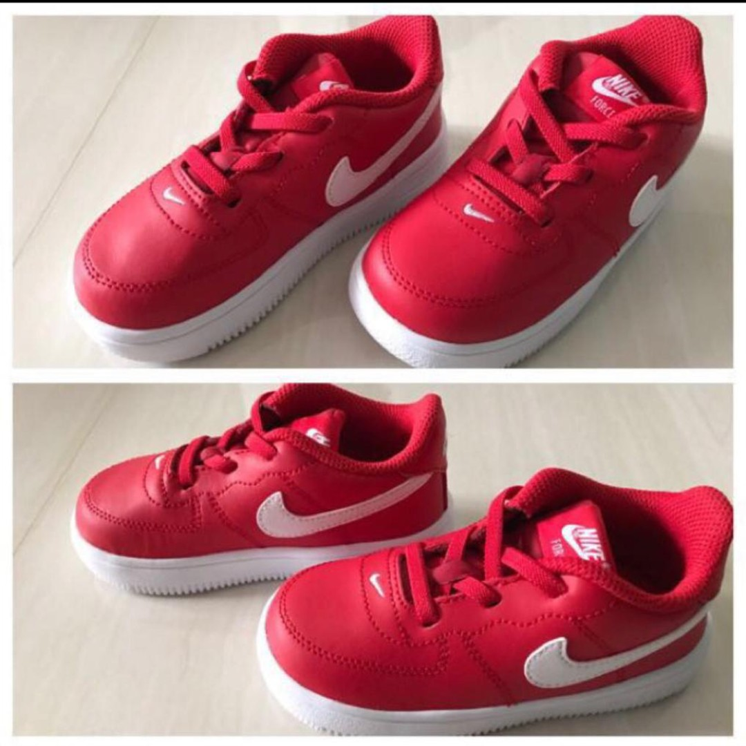 edf63e0f25273 From JAPAN - Red Nike BABY Shoe - Size 14 cm - Final Price - $60 !!