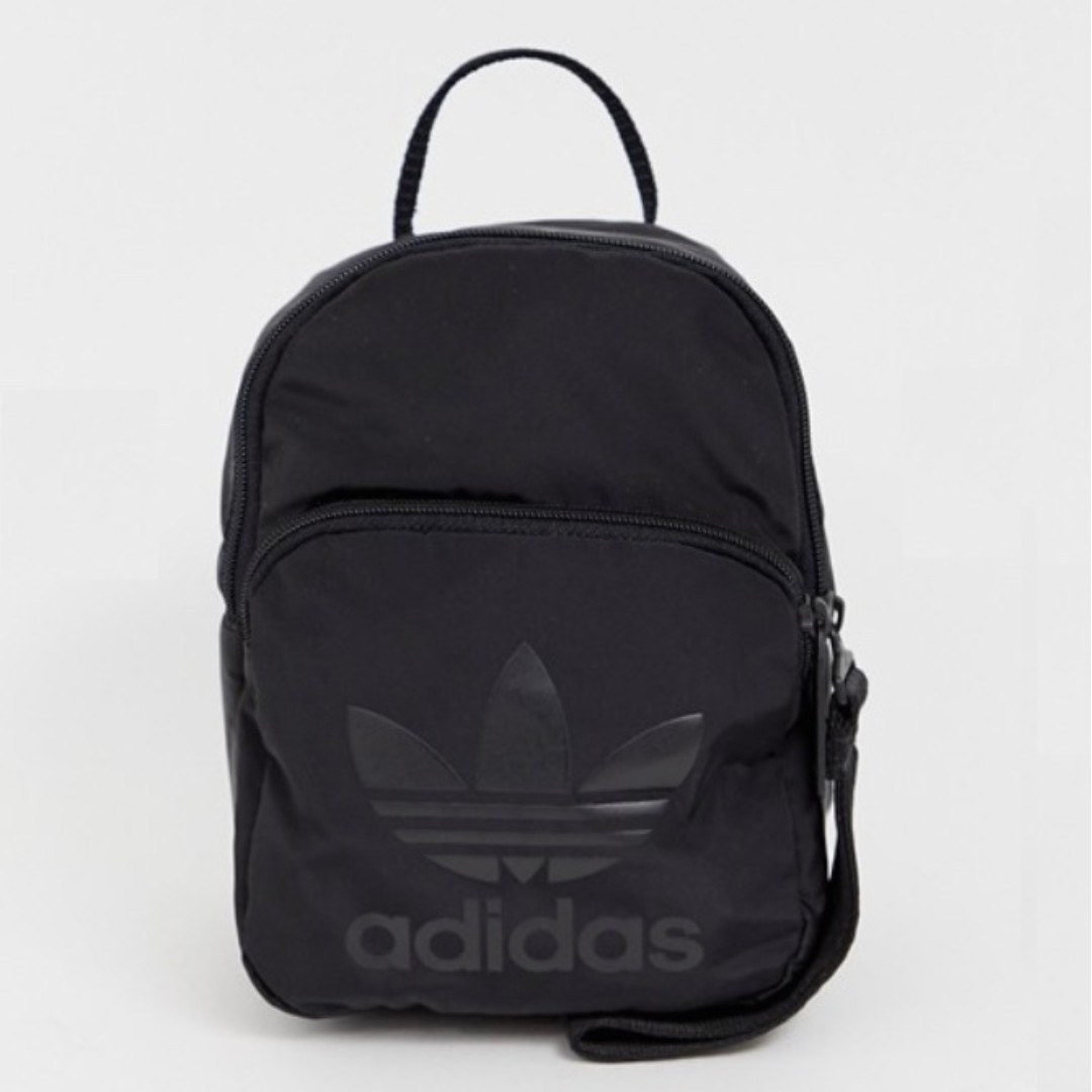 5c860312b8 🔥In Stock🔥 Adidas Mini Backpack (Black), Women's Fashion, Bags ...