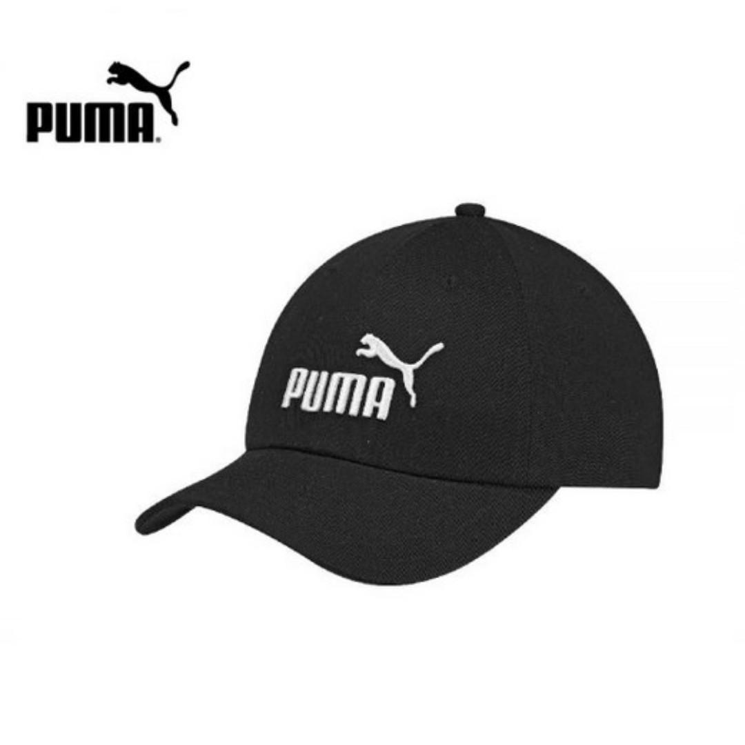 15a991db384 🔥In Stock🔥 Puma Essentials Cap - Black
