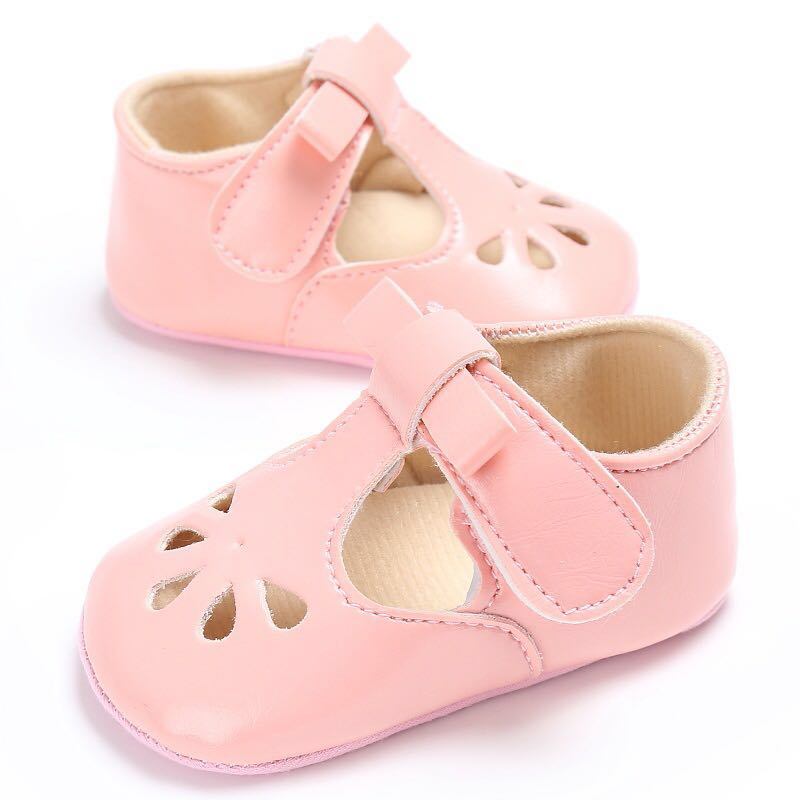 f34bb66d8 Instock - pink Mary Jane shoes, baby infant toddler girl , Babies ...