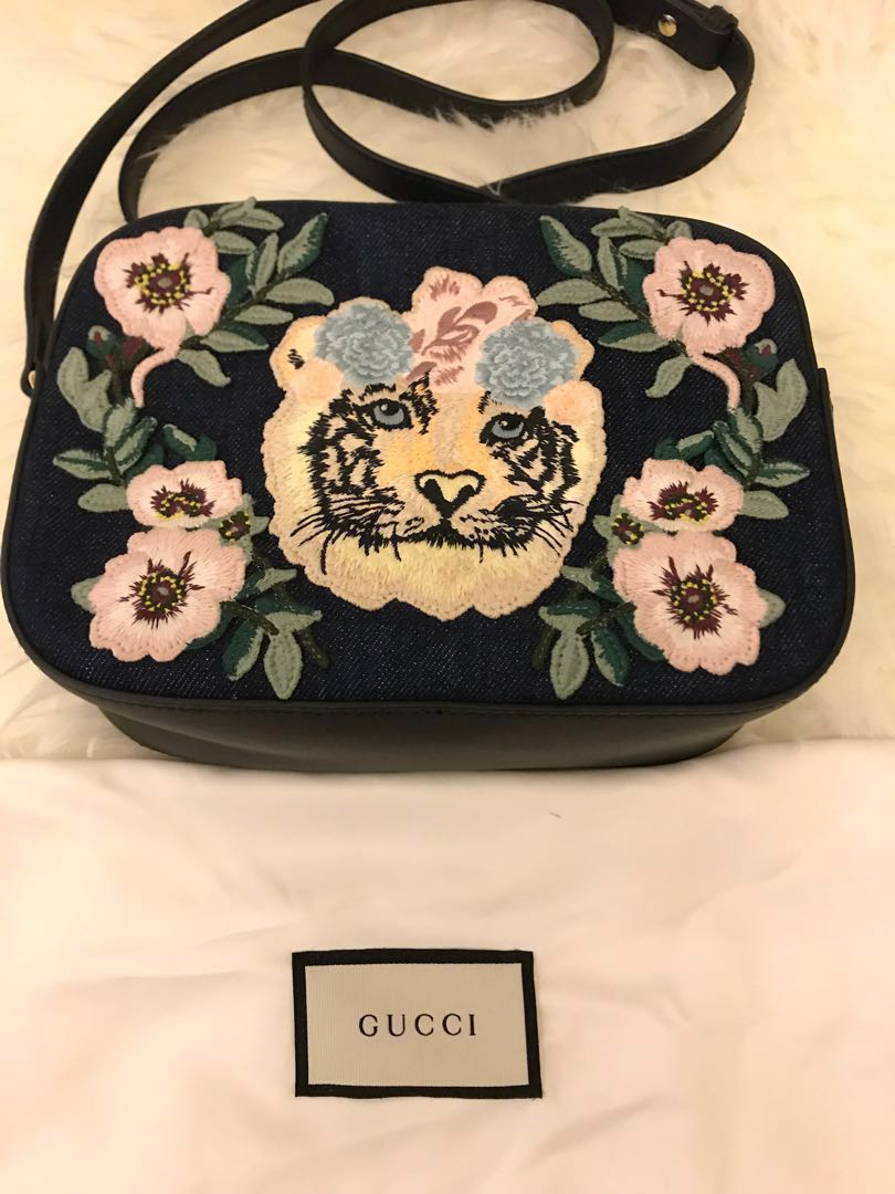 b0e5a03c450 Japan Exclusive Gucci Soho Bag (price reduced!)
