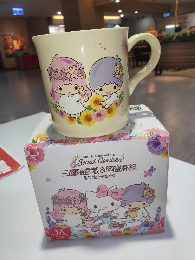 Kittylala 馬克杯 7-11換購商品