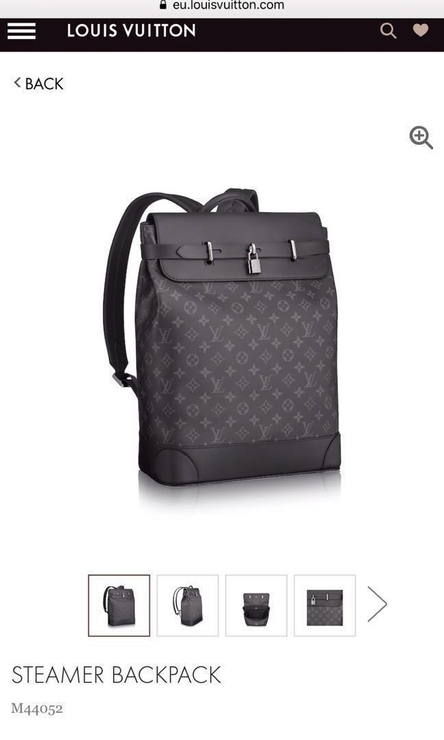 4eeb714be664 Louis Vuitton backpack