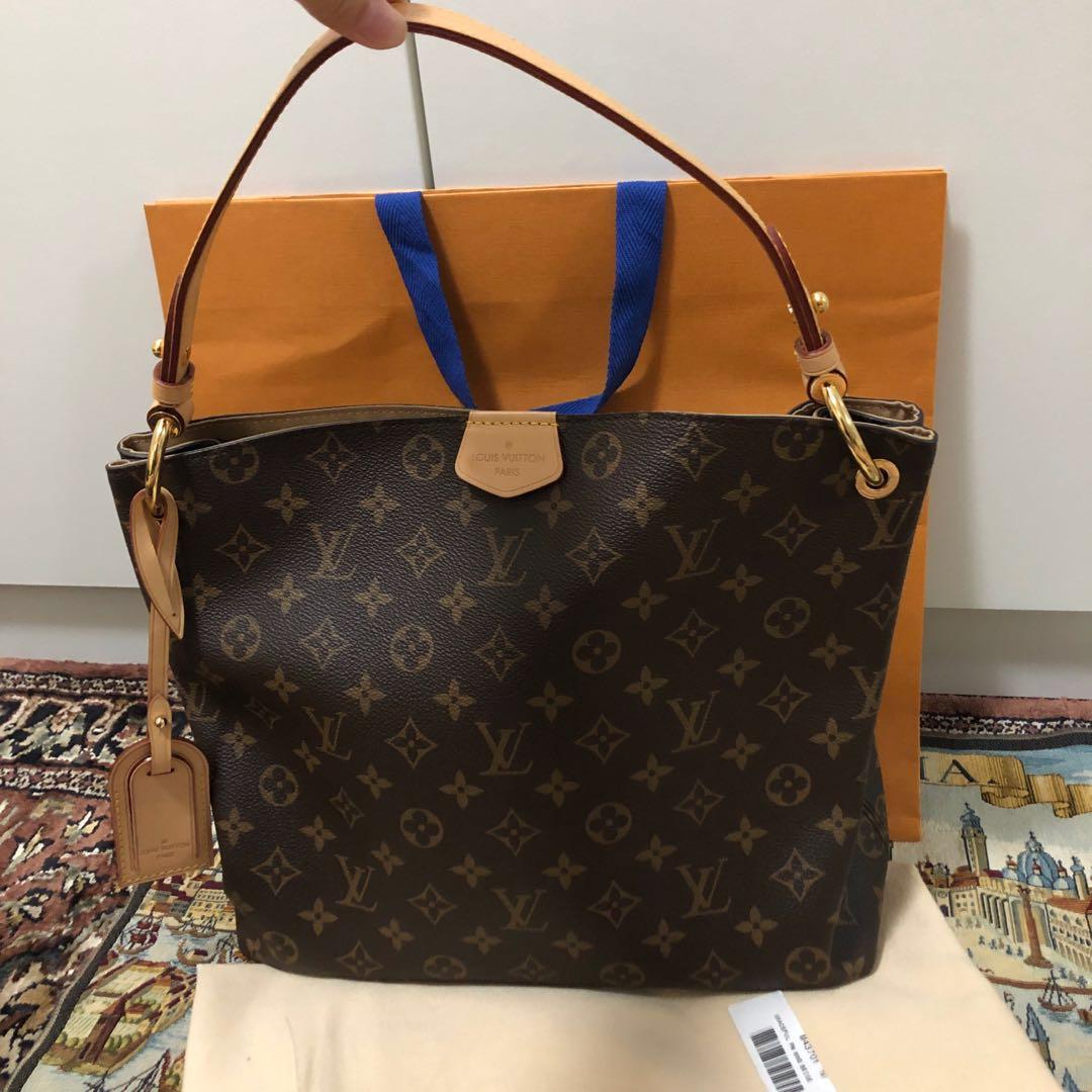 e13b551d708a Louis Vuitton Graceful PM