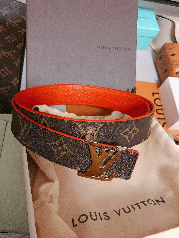 c21f2042828e Louis Vuitton LV Belt 100% Authentic! )