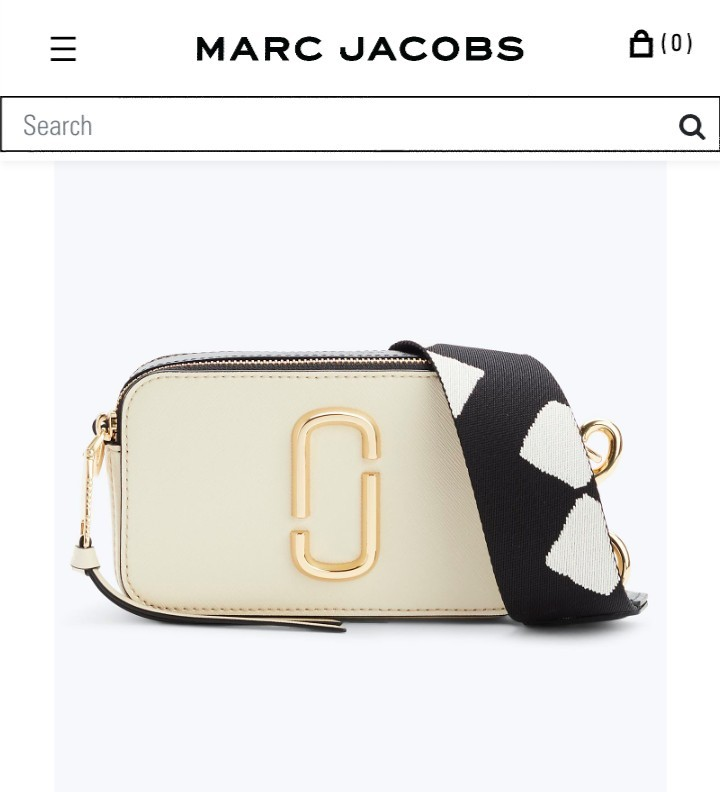 e5df826b4c0c Marc Jacobs snapshot small camera bag