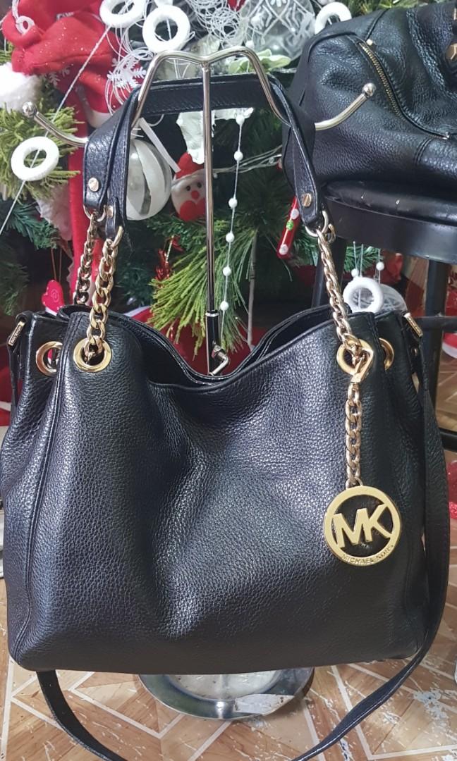 b0b326688a62b3 MK 2way bag, Women's Fashion, Bags & Wallets on Carousell