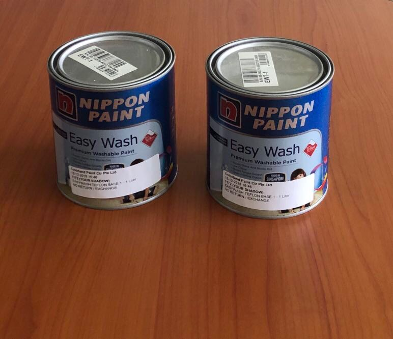 Nippon Easy Wash Paint