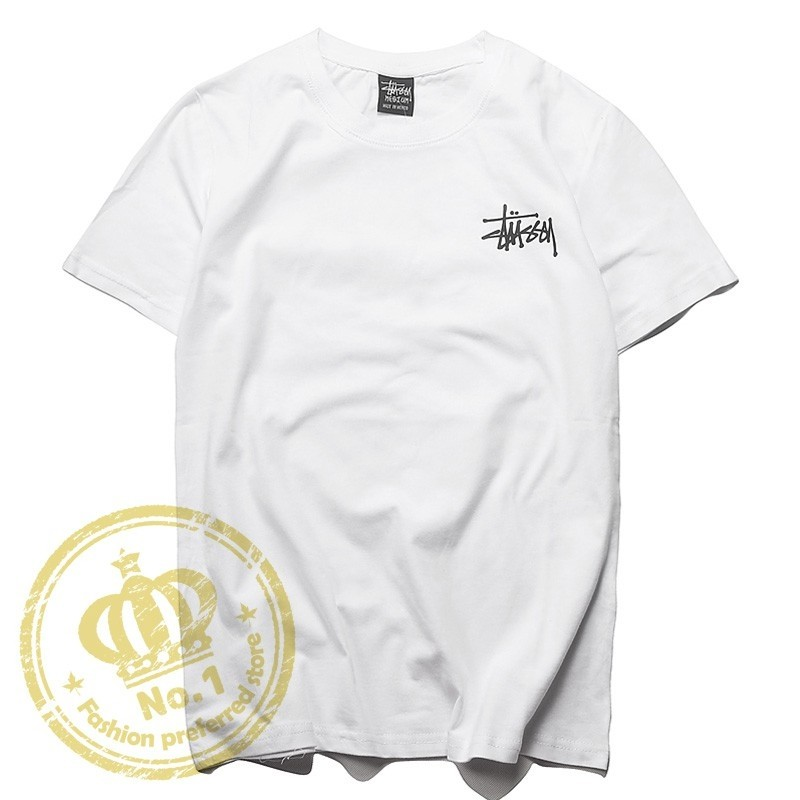 dcb159aa Clothing, Shoes & Accessories Stussy Coins Tee white