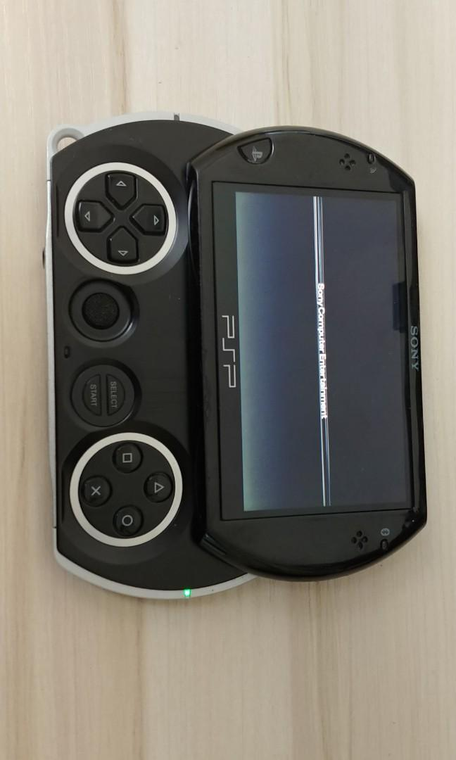 SONY PSP GO 16Gb + FREE games, Toys & Games, Video Gaming