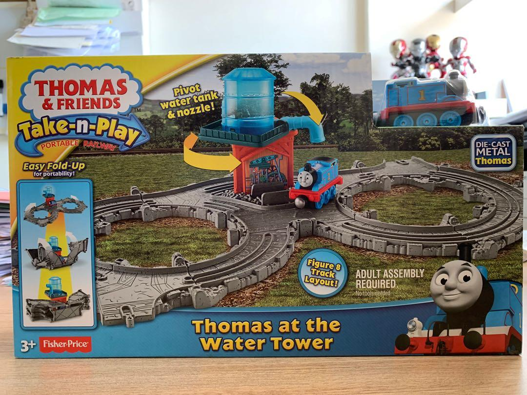 ee60f8b0db43 Brand New Fisher-Price - Thomas & Friends the Train Take-n-Play ...