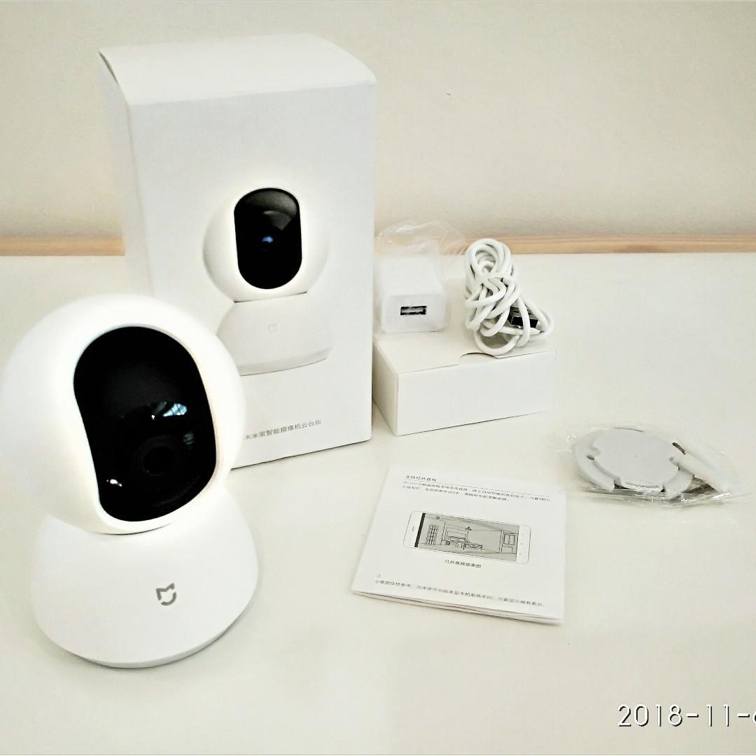 BN Xiaomi Mi Home Wireless Security CCTV Night Vision 360