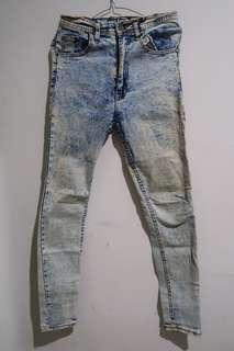 Preloved Jeans Hightwaist PUNNY JEANS ORIGINAL